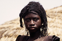 Near Bankilare, southwestern Niger - Bella Woman