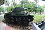 T-34 Tank, Granma Memorial