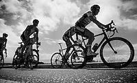 escape group with Dieter Vanthourenhout (BEL/Marlux-Napoleon Games) leading the way<br /> <br /> 69th Halle-Ingooigem 2016 (200km)