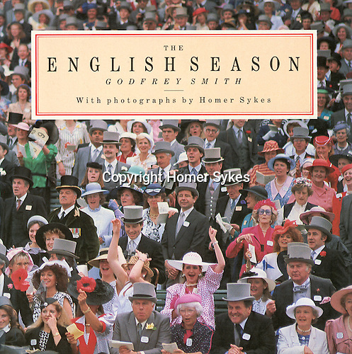 The English Season. Published in the UK by  Pavilion Books Ltd 1987. ..OUT OF PRINT...I have a few new copies left. I am happy to sign and dedicate copies. <br /> <br /> The 25 best sporting and social occasions, English middle and upper class society at play.<br /> <br /> £23.00 including p&p