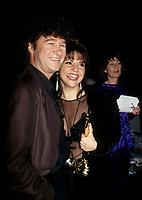 Robert Charlebois  et Sonia Benezra<br /> entre 1991 et 1995<br /> <br /> <br /> <br /> PHOTO D'ARCHIVE : Agence Quebec Presse