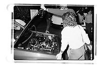 Montreal car show 1985<br /> <br /> PHOTO :  Agence Quebec Presse