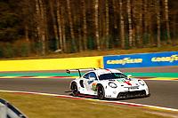 #91 PORSCHE GT TEAM (DEU) - PORSCHE 911 RSR-19 - LMGTE PRO - GIANMARIA BRUNI (ITA) / RICHARD LIETZ (AUT)
