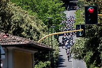 peloton up<br /> <br /> 104th Giro d'Italia 2021 (2.UWT)<br /> Stage 12 from Siena to Bagno di Romagna (212km)<br /> <br /> ©kramon