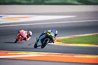VALENCIA, SPAIN - NOVEMBER 8: Zulfahmi Khairuddin during Valencia MotoGP 2015 at Ricardo Tormo Circuit on November 8, 2015 in Valencia, Spain