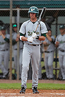 USF Bulls outfielder Buddy Putnam #13 at bat during a game against the Ohio State Buckeyes at the Big Ten/Big East Challenge at Walter Fuller Complex on February 17, 2012 in St. Petersburg, Florida.  (Mike Janes/Four Seam Images)