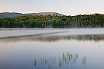 Mount Monadnock reflected in Dublin Lake in Dublin, Monadnock Region, NH