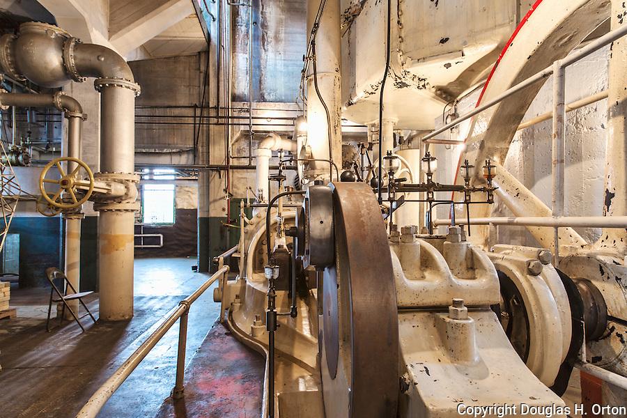 Seattle, WA, Georgetown Steam Plant, a National Historic Landmark in Seattle, WA USA