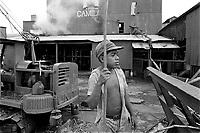- Nicaragua, plant for the refining of the sugar cane in Kukra Hill, on the Atlantic coast<br /> <br /> - Nicaragua, impianto per la raffinazione della canna da zucchero a Kukra Hill, sulla costa atlantica