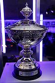 2021 Championship trophy.