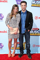 LOS ANGELES, CA, USA - APRIL 26: Danielle Fishel, Ben Savage at the 2014 Radio Disney Music Awards held at Nokia Theatre L.A. Live on April 26, 2014 in Los Angeles, California, United States. (Photo by Xavier Collin/Celebrity Monitor)