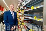 Kevin McCarthy og Garveys Supervalu, Tralee, pasta has sold out in the supermarket.