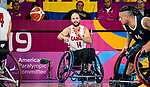 Tyler Miller, Lima 2019 - Wheelchair Basketball // Basketball en fauteuil roulant.<br />