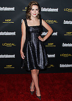 WEST HOLLYWOOD, CA, USA - AUGUST 23: Kiernan Shipka arrives at the 2014 Entertainment Weekly Pre-Emmy Party held at the Fig & Olive on August 23, 2014 in West Hollywood, California, United States. (Photo by Xavier Collin/Celebrity Monitor)