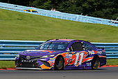 Monster Energy NASCAR Cup Series<br /> I LOVE NEW YORK 355 at The Glen<br /> Watkins Glen International, Watkins Glen, NY USA<br /> Sunday 6 August 2017<br /> Denny Hamlin, Joe Gibbs Racing, FedEx Freight Toyota Camry<br /> World Copyright: Russell LaBounty<br /> LAT Images