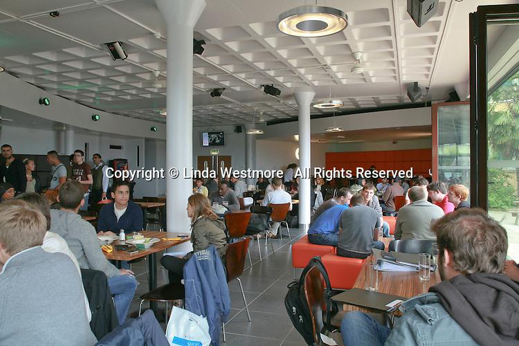 Students own bar, University of Surrey.