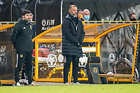 30th October 2020; Molineux Stadium, Wolverhampton, West Midlands, England; English Premier League Football, Wolverhampton Wanderers versus Crystal Palace; Nuno Manager of Wolverhampton Wanderers