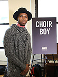 "John Clay during the MTC Broadway Cast Call for ""Choir Boy"" at The MTC Rehearsal Studios on November 20, 2018 in New York City."