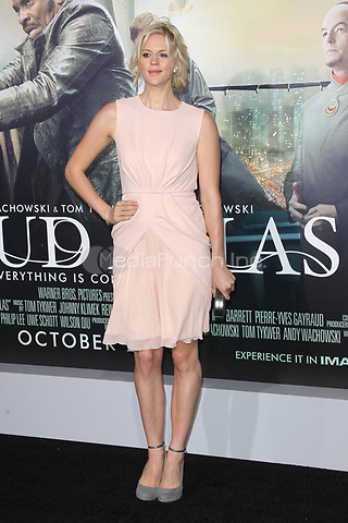 HOLLYWOOD, CA - OCTOBER 24: Georgia King at the Los Angeles premiere of 'Cloud Atlas' at Grauman's Chinese Theatre on October 24, 2012 in Hollywood, California. Credit: mpi21/MediaPunch Inc.
