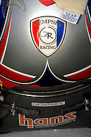 #40 Dempsey Racing Mazda RX-8, Helmet of Patrick Dempsey,  class: Grand Touring (GT)