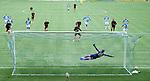 01.11.2020 Kilmarnock v Rangers:  James Tavernier scores from the penalty spot