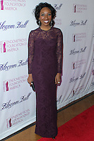 NEW YORK CITY, NY, USA - MARCH 07: Eunice Omole at the 6th Annual Blossom Ball Benefiting Endometriosis Foundation Of America held at 583 Park Avenue on March 7, 2014 in New York City, New York, United States. (Photo by Jeffery Duran/Celebrity Monitor)