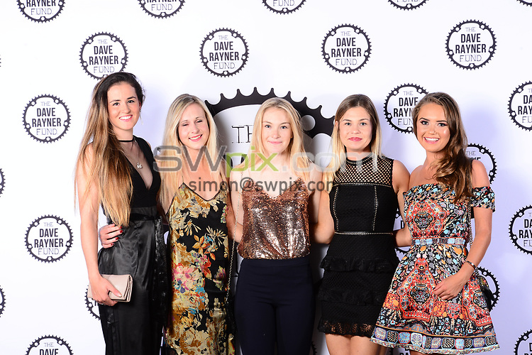 Picture by Simon Wilkinson/SWpix.com - 04/11/2017 Cycling Dave Rayner Fund Dinner 2017 New Dock Yard Royal Armouries, Leeds -