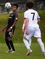 201121 ISPS Handa Premiership Football - Team Wellington v Hawkes Bay United