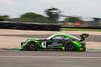 Richard Neary & Sam Neary, Mercedes AMG GT3, Team Abba Racing through Fogarty Esses during the British GT & F3 Championship on 10th July 2021