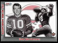 Don Klosterman-JOGO Alumni cards-photo: Scott Grant