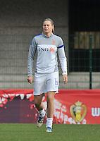 Belgium - The Netherlands : Anouk Dekker.foto DAVID CATRY / Vrouwenteam.be