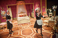 """""""The Maids"""" by Upstream Theater presented at Kranzberg Arts Center in St. Louis, MO on Feb 16, 2012."""