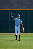 Matthew Poblete during the Under Armour All-America Tournament powered by Baseball Factory on January 18, 2020 at Sloan Park in Mesa, Arizona.  (Zachary Lucy/Four Seam Images)