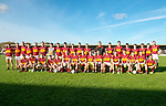The Miltown team before the county senior football final win over Ennistymon at Cusack Park. Photograph by John Kelly.