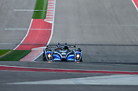 September 19, 2013: <br /> <br /> Mike Guasch / Dane Cameron driving #52 PC ORECA FLM09 during International Sports Car Weekend test and setup day in Austin, TX.