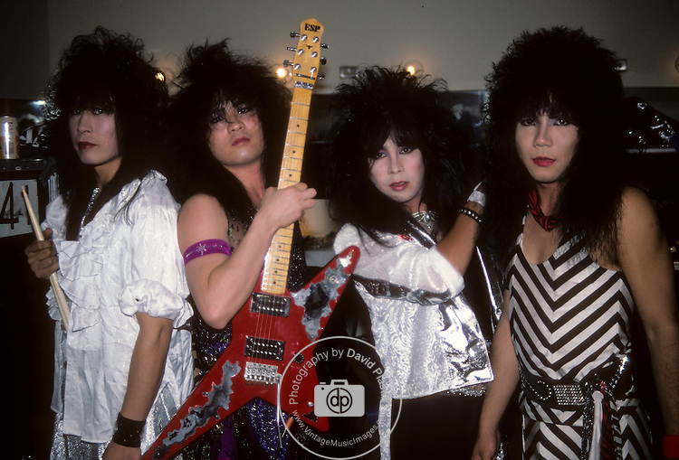 LOUDNESS Loudness in the U.S during the 1980's
