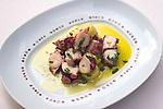 Squid, Bartolotta Restaurant, Las Vegas, Nevada