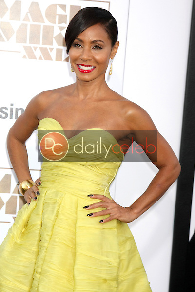 """Jada Pinkett Smith <br /> at the """"Magic Mike XXL"""" Premiere, TCL Chinese Theater, Hollywood, CA 06-25-15<br /> David Edwards/DailyCeleb.com 818-249-4998"""