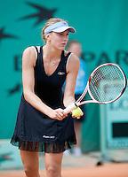 25-5-08, France,Paris, Tennis, Roland Garros, Nicole Vaidisova
