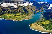 Embouchure de la Yaté, baie de Yaté, sud de la Nouvelle-Calédonie