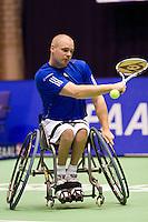 19-12-10, Tennis, Rotterdam, Reaal Tennis Masters 2010,   Maikel Scheffers
