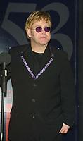 Elton John 2001<br /> Photo By John Barrett/PHOTOlink.net