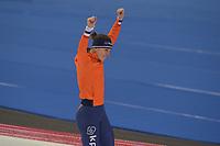 ISU World Single Distances Championships Inzell 100219, Ireen Wüst, ©photo Martin de Jong