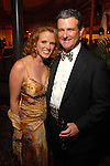 """Steph and Al Walker at the Children's Museum """"Arabian Nights"""" Gala at The Corinthian Saturday  Oct. 14,2006.(Dave Rossman/For the Chronicle)<br />"""