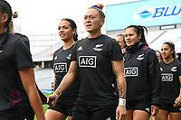 22nd May 2021; Eden Park, Auckland New Zealand;  Nial Williams. Black Ferns Womens Sevens versus Australia Women, Trans-Tasman Sevens at Eden Park, Auckland.
