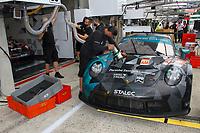 #88 DEMPSEY-PROTON RACING /LMGTE Am /Porsche 911 RSR - 19 Julien Andlauer (FRA)/Dominique Bastien (USA)/Lance Arnold (DEU)
