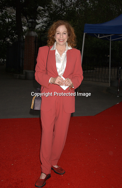 Louise Sorel                                ..at Gracie Mansion for the Daytime Emmys party on May 15,2003 in NYC...Photo by Robin Platzer, Twin Images