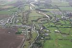 Aerial of Julianstown area.Photo: Fran Caffrey/ Newsfile.