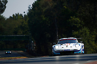 #56 TEAM PROJECT 1 (DEU) PORSCHE 911 RSR LM GTE AM  EGIDIO PERFETTI (NOR) LARRY TEN VOORDE (NLD) MATTEO CAIROLI (ITA)