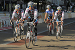 Cycling - Tour Series 2009